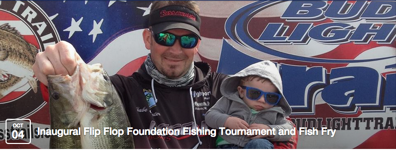 Flip Flop Foundation 1st Annual Fishing Tournament and Fish Fry